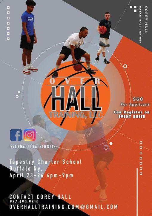 OverHall Training Spring Break Basketball Clinic