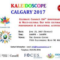 Kaleidoscope 2017
