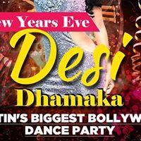 Desi Dhamaka - New Years Eve