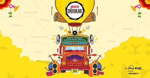 Gaana Crossblade Music Festival 2019 - Jaipur