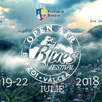 Open Air Blues Festival Brezoi - Vlcea 2018