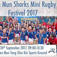 Tuen Mum Sharks Mini Rugby Festival 2017  2017