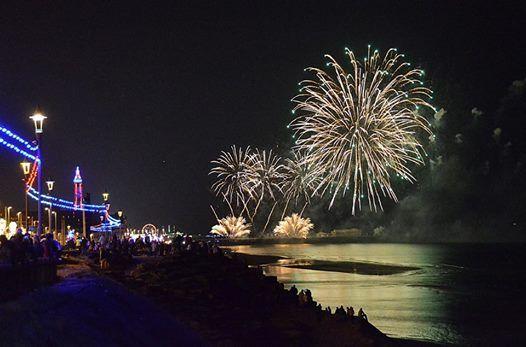 Blackpool Fireworks Fiesta