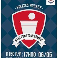 Pirates Beer pong Tournament