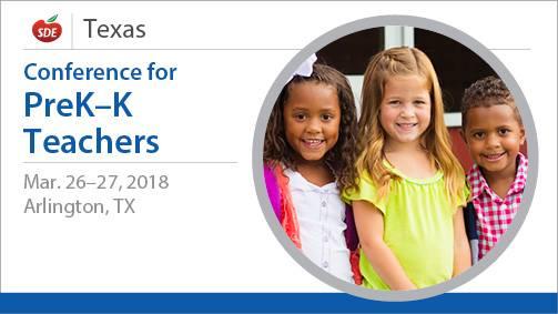 Texas Conference for PreK - K Teachers