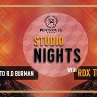 Studio Nights  Tribute to RDX