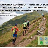 Obradoiro organizacin actividades deportivas na montaa galega