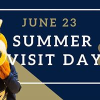 Summer Visit Day