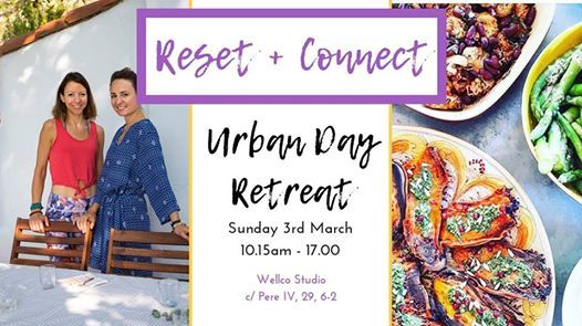 Reset  Connect Transformational Urban Day Retreat