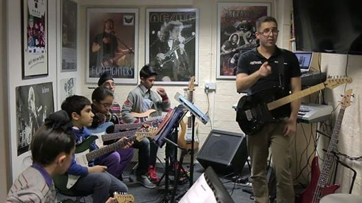 Free Guitar Taster Lesson age 7