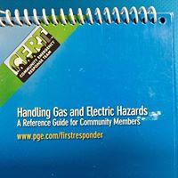 PGE Responder Safety Class