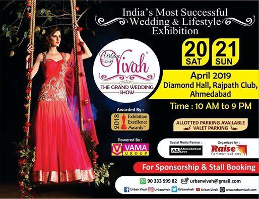 Urban Vivah - Wedding & Lifestyle Exhibition