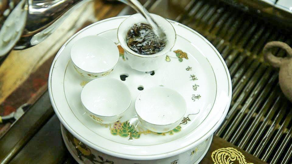 Tea Appreciation Session