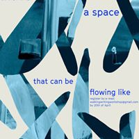 Writing a space that can be flowing like sparkling water