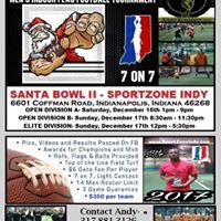 Santa Bowl II Flag Football Tournament