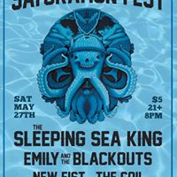 Saturation Fest at Romanos wThe Sleeping Sea King &amp more