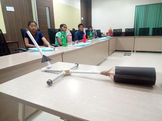 YS DIY Air-Powered Rocket Workshop