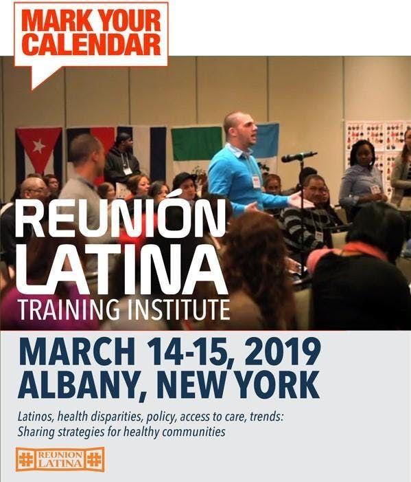 Reunion Latina 2019