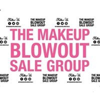 The makeup blowout sale group