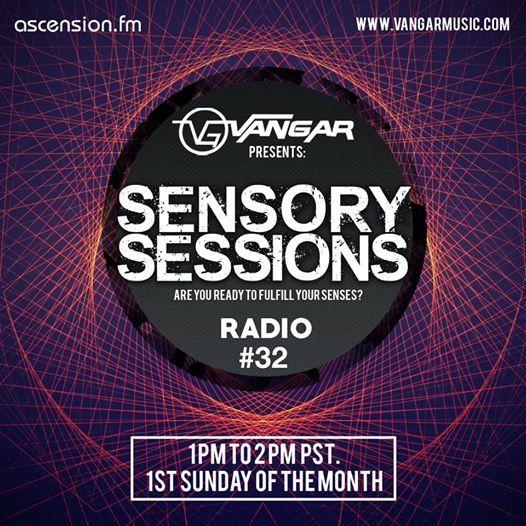 Sensory Sessions Radio on Ascension.FM