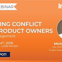Webinar - Managing Conflict with Product Owners