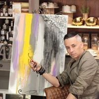 An Evening of Art with Jonay di Ragno