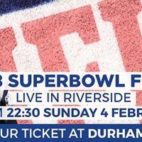 Superbowl LII - Live In Riverside