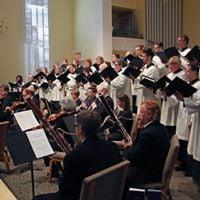 Bachs Cantata No. 3 from Christmas Oratorio