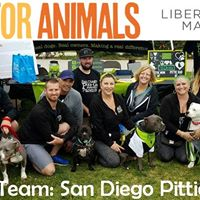 Join Team SDPP Walk for Animals (Liberty Station)