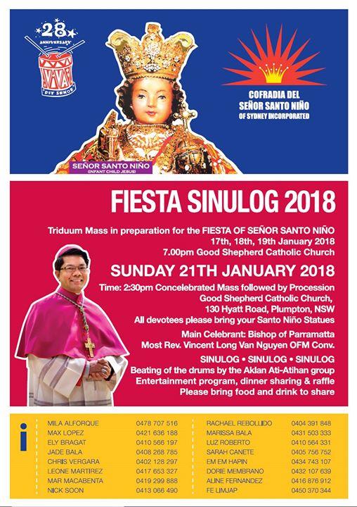 Fiesta Sinulog 2018