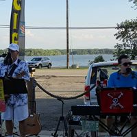 The Beach House Band at Lil Paws Winery