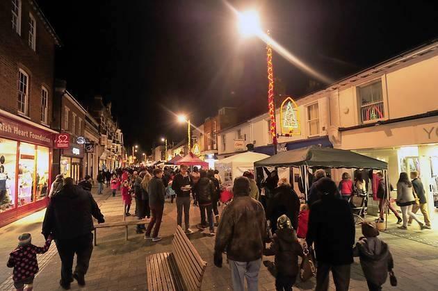 Hamilton Christmas Market.Felixstowe Christmas Market 2017 At Felixstowe Hamilton