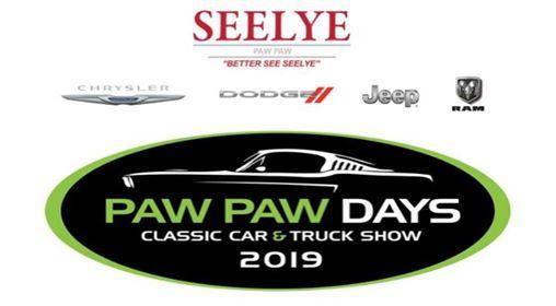 Paw Paw Days 2019 Car & Truck Show