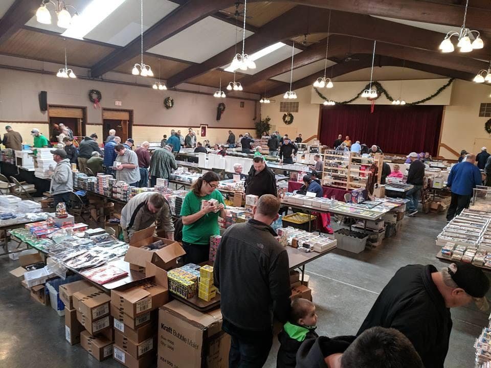 Newark Baseball Sports Card Collectible Show at Aetna Fire Hall Feb 24