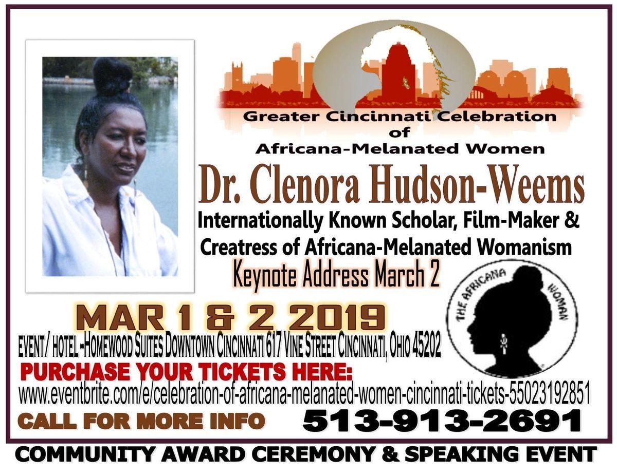Celebration of Africana-Melanated Women Cincinnati