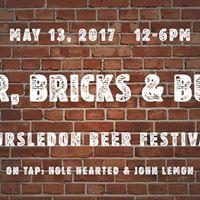 Fallen Acorn at Bursledon Brickworks Beer Festival