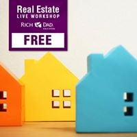 Free Rich Dad Education Real Estate Workshops Coming to Reno August 26th