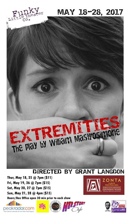 Extremities, the Play by William Mastrosimone at Funky ...