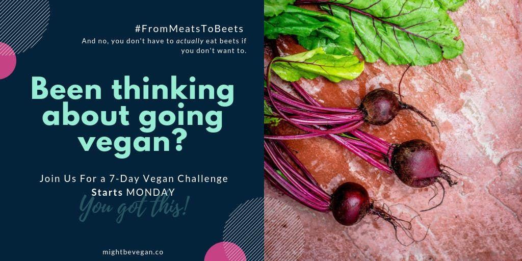 7-Day Jumpstart to Vegan Challenge  Austin TX