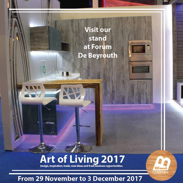 BWood Kitchens at Art of Living 2017