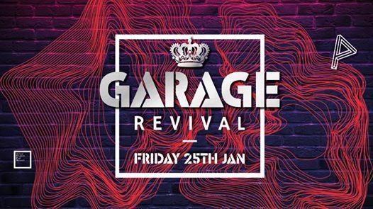 Garage Revival presents Luck n Neat SFA & MC Ibz