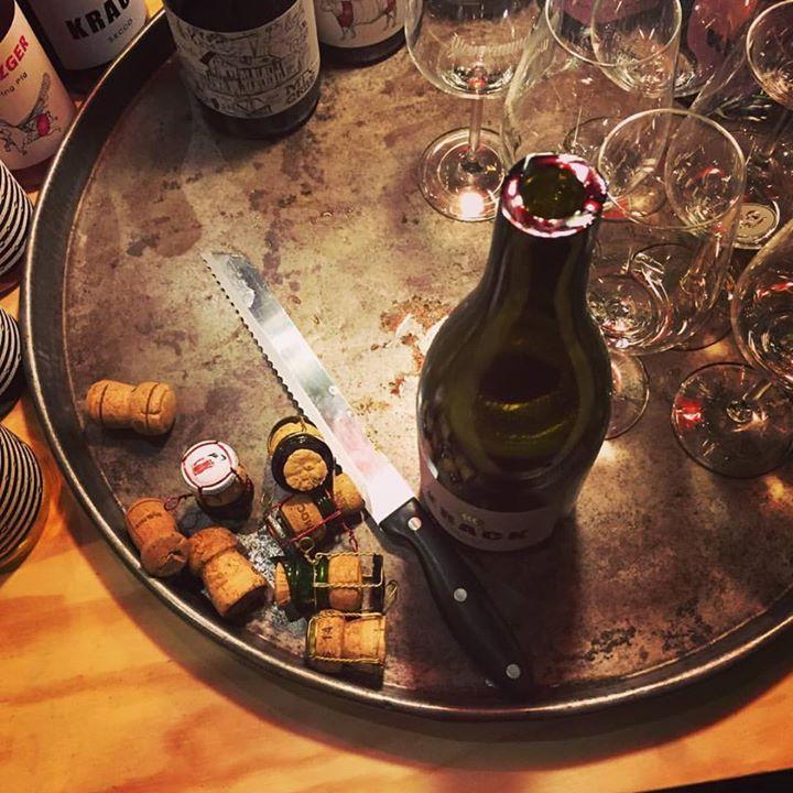 Themenabend Wein - Naturweine & Co