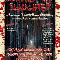 Summer of Slaughter