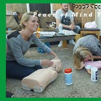 DIDSBURY 2hr Mini First Aid Class for Parents  Grandparents
