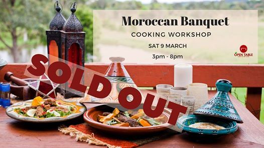 Moroccan Banquet Workshop