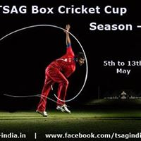 TSAG Box Cricket Cup - Season 4