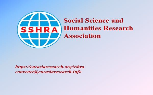 Istanbul  International Conference on Social Science & Humanities (ICSSH) 06-07 August 2019