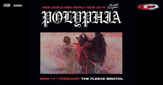 Polyphia at The Fleece Bristol