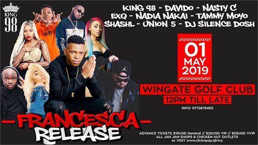 King98 - Francesca Release