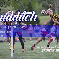 HYP Sports Sundays Quidditch
